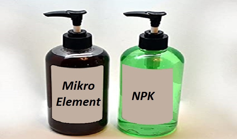 Akvaryum NPK Gübresi ve Mikro Element Gübresi