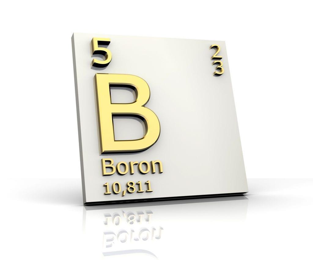 Boron Elementi