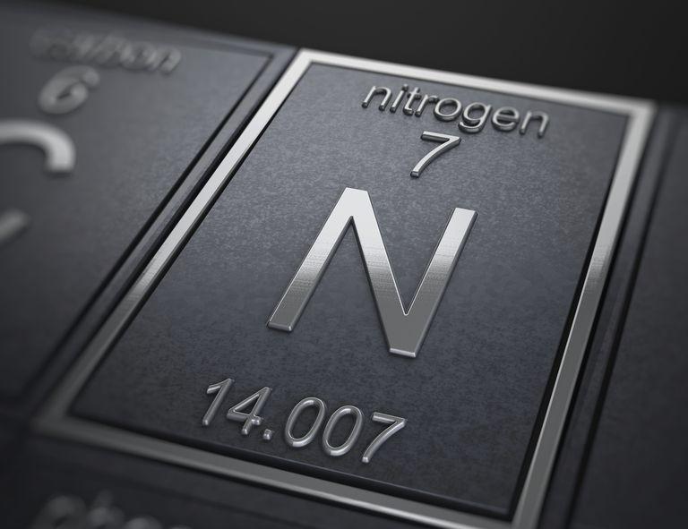 Nitrojen Elementi