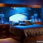 Yatak Odası Akvaryum