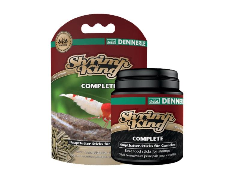 Dennerle Shrimp King Complete Karides Yemi