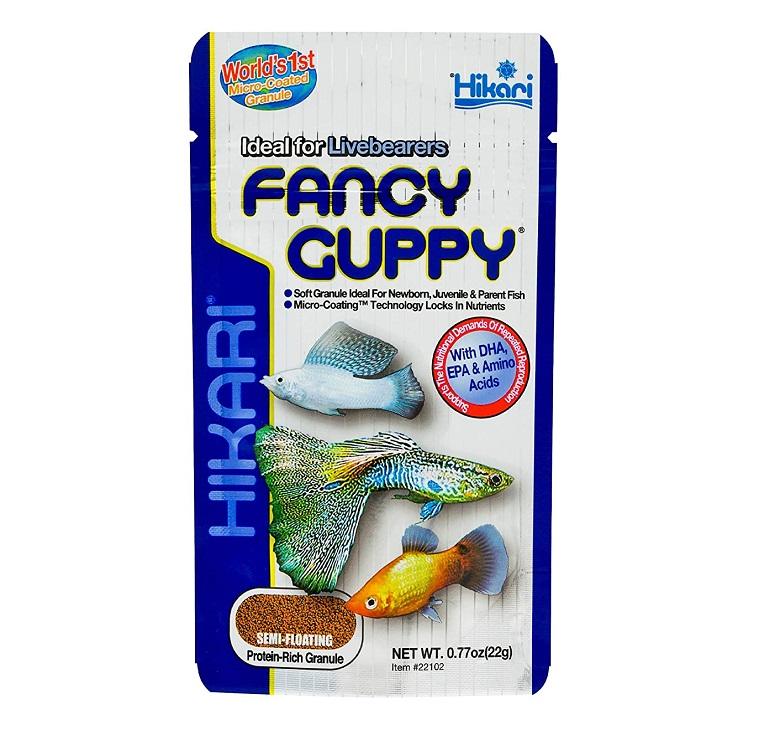 Hikari Fancy Guppy Balık Yemi