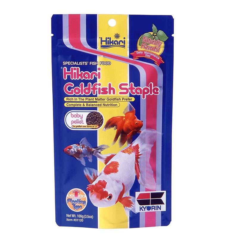 Hikari Goldfish Japon Balığı Yemi