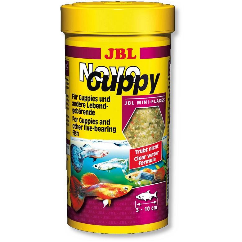 JBL Novo Guppy Balık Yemi