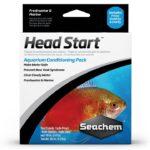 Seachem Headstart Bakteri Başlatıcı İkili Set