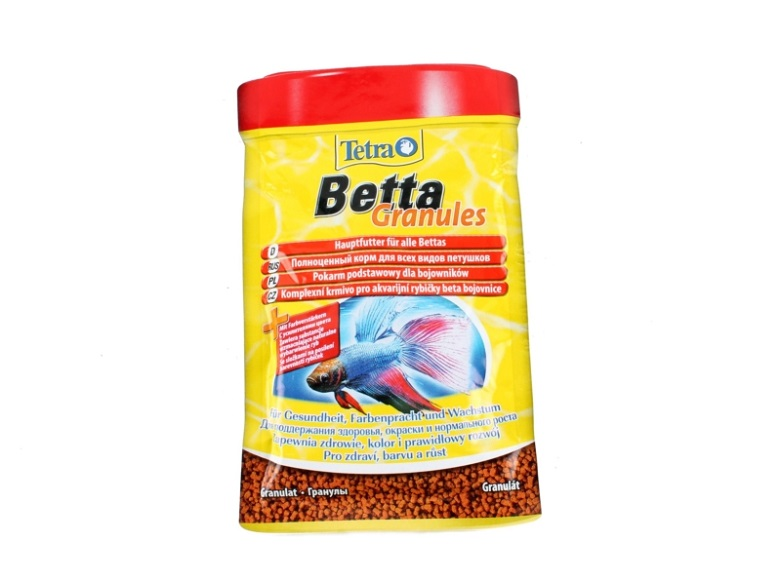 Tetra Betta Granules Beta Yemi