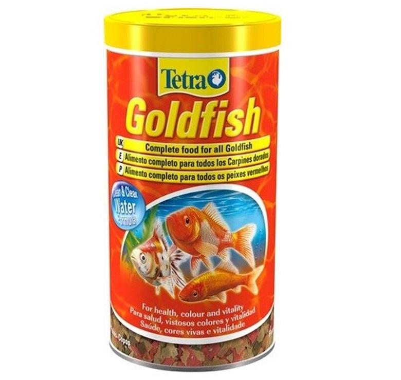 Tetra Goldfish Japon Balığı Yemi