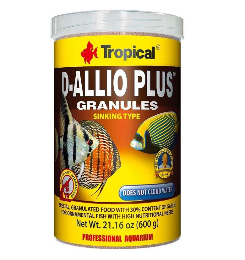 Tropical D-Allio Plus Flakes Balık Yemi