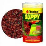 Tropical Guppy Lepistes Balığı Yemi